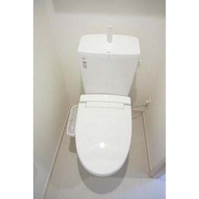 リブリ・MYUのトイレ