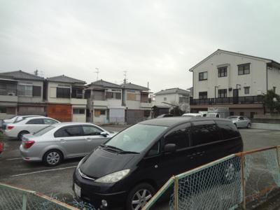 【外観】新稲7丁目月極駐車場