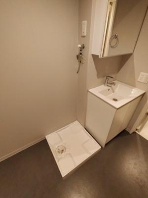 【浴室】リバーレジデンス花園