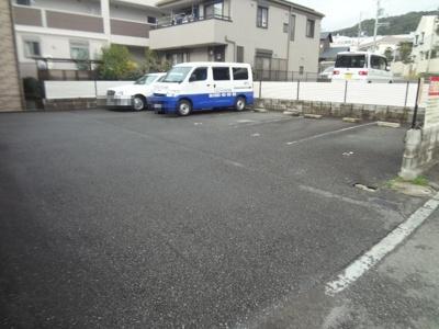 【外観】上池田月極駐車場