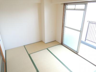 【和室】セントラルマンション平野