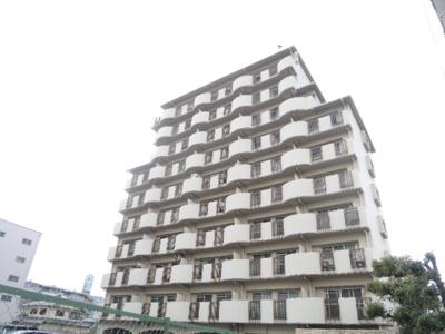 【外観】セントラルマンション平野