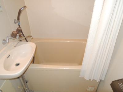 【浴室】セントラルマンション平野