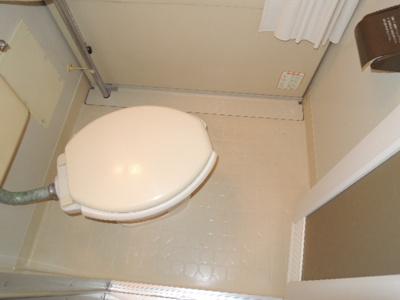 【トイレ】セントラルマンション平野