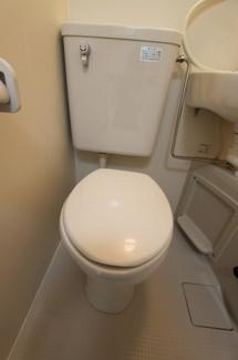 【トイレ】青山コーポⅢ