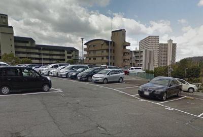 【外観】パークヒルズ鳥牧第1駐車場