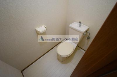 【トイレ】サンライフクローバー