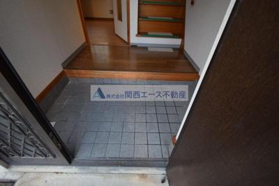 【玄関】サンライフクローバー