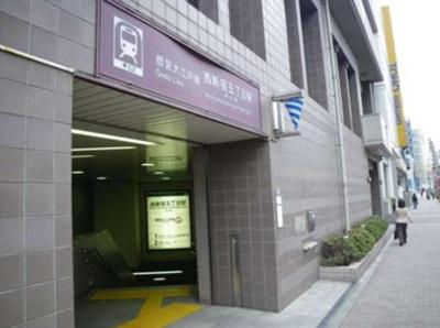 メゾンドール新宿
