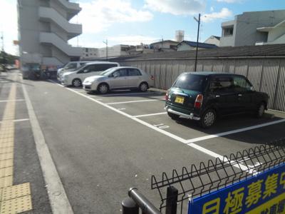 【外観】八王寺青空駐車場