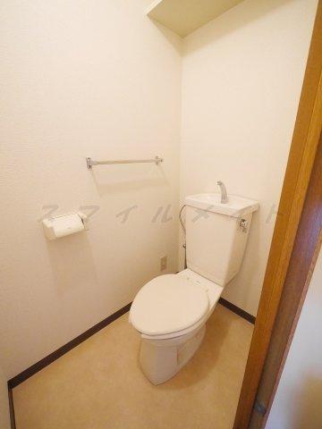 【トイレ】リブステージ横浜