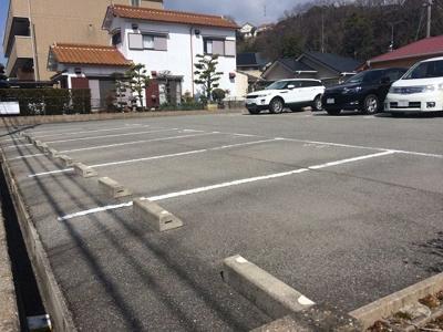 【駐車場】ソレアードA棟