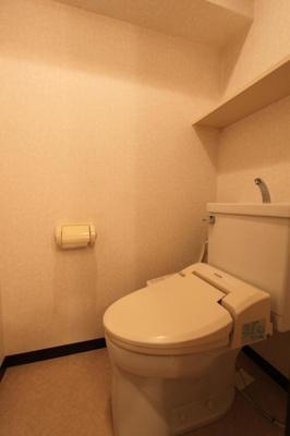 【トイレ】第十三ショーケービル