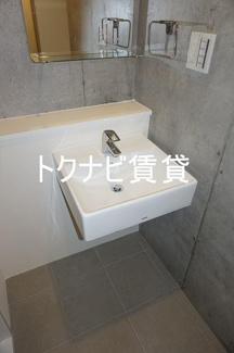 【洗面所】