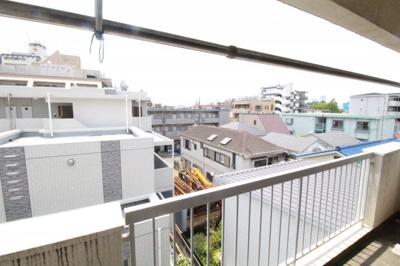 【展望】シャローム多摩川