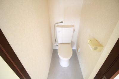 【トイレ】シャローム多摩川