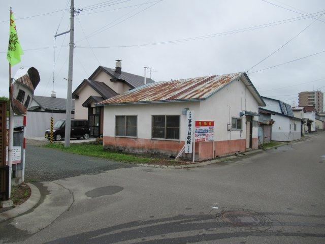 【前面道路含む現地写真】北見市とん田東町541番地61 中古売家