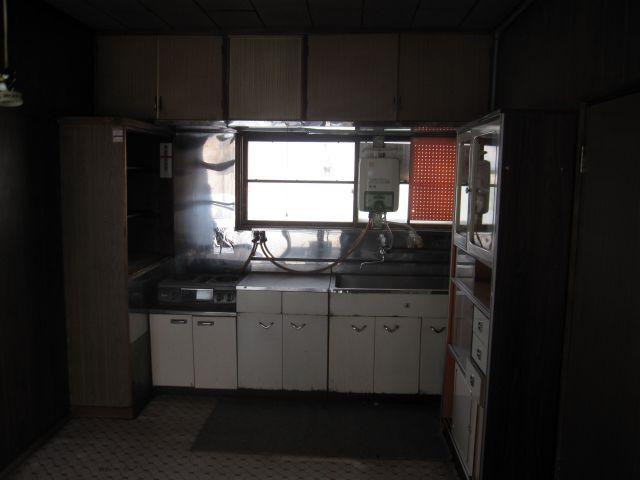 【キッチン】北見市とん田東町541番地61 中古売家