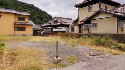 【外観】【売地】加太中学校区・55321