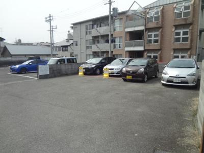 【外観】井口堂月極駐車場