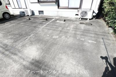 【駐車場】レイクシャトー