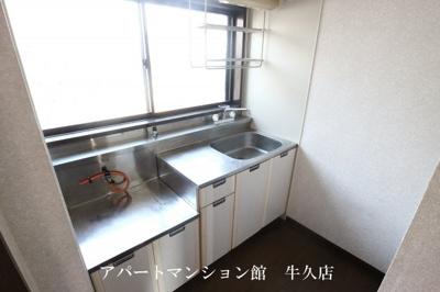 【キッチン】レイクシャトー