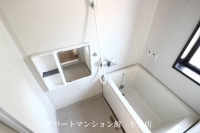 【浴室】レイクシャトー