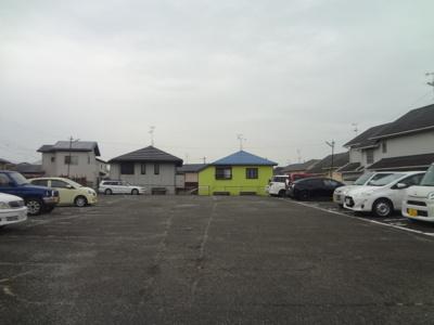 【外観】新稲貸ガレージ