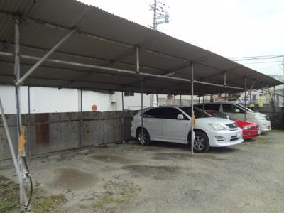 【洋室】半町駐車場