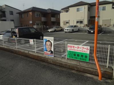 【外観】豊島北中村モータープール