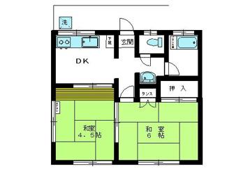 メゾン根岸 鶯谷・入谷駅からそれぞれ歩いて7分の閑静な住宅街にあります!1970年築の木造2階建てアパート。古き良き生活を送りたい方にオススメです!ワンフロア2世帯!全室角部屋の2面採光です!