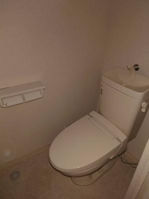 【トイレ】ヴィラ登戸