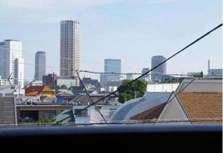 目黒区目黒4町目 リノベーションマンション レジオン祐天寺 眺望