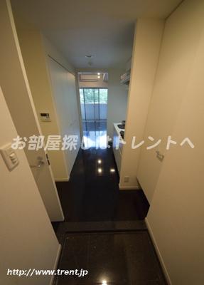 【玄関】ステージファースト水道橋