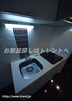 【キッチン】ステージファースト水道橋