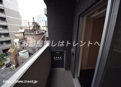 【バルコニー】ステージファースト水道橋