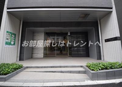 【エントランス】ステージファースト水道橋