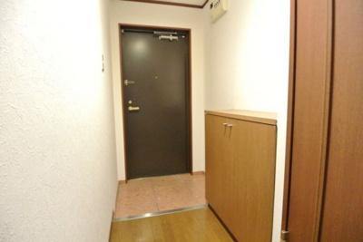 【玄関】キャメロット北堀江