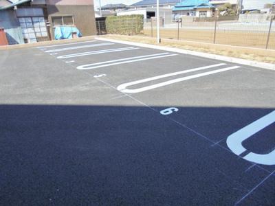 【駐車場】polaris