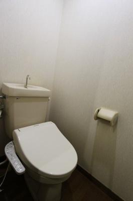 【トイレ】セントポーリア荘