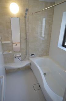 浴室乾燥機能付きシステムバス