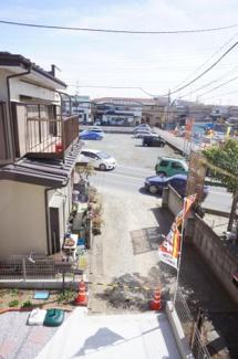 【展望】鶴ヶ島市下新田 戸建分譲 「一本松駅」徒歩3分 敷地30坪