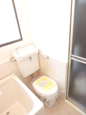 【トイレ】シャンブル千川