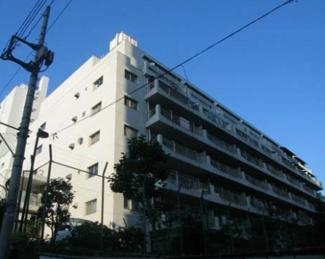 渋谷区広尾1丁目 リノベーションマンション 広尾マンション 外観