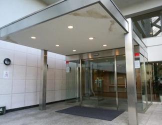 渋谷区広尾1丁目 リノベーションマンション 広尾マンション エントランス