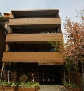 渋谷区松濤2丁目 リノベーションマンション 松濤ホームズ 外観