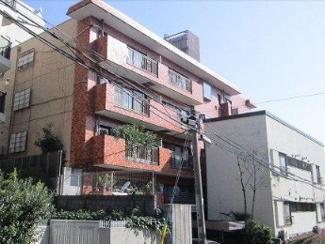 渋谷区桜丘町 リノベーションマンション ヴァンヴェール渋谷 外観