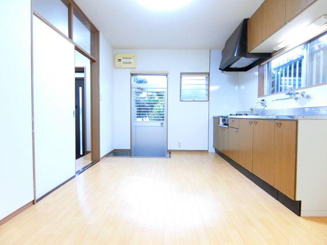【キッチン】神田邸