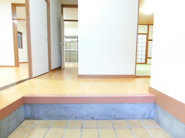 【玄関】神田邸