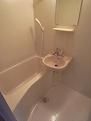 【浴室】アンシェーヌマンヤマダ